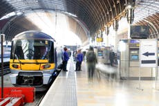 I'm still cowering from Covid – despite the good news about train stations being 'virus free'