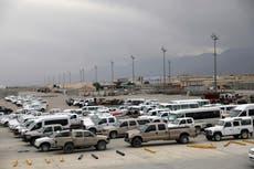 バイデンはタリバンの暴力のためにアフガニスタンの難民計画を拡大する