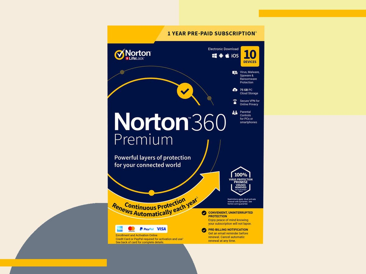 Norton 360 –is the antivirus and security software the full package?