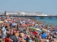August heatwave 2021: Temperatures set to soar in UK, long range Met Office forecast suggests