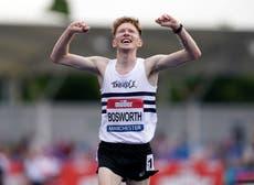 东京奥运会: British athlete complains about 'cold slop' food and 'prison' conditions