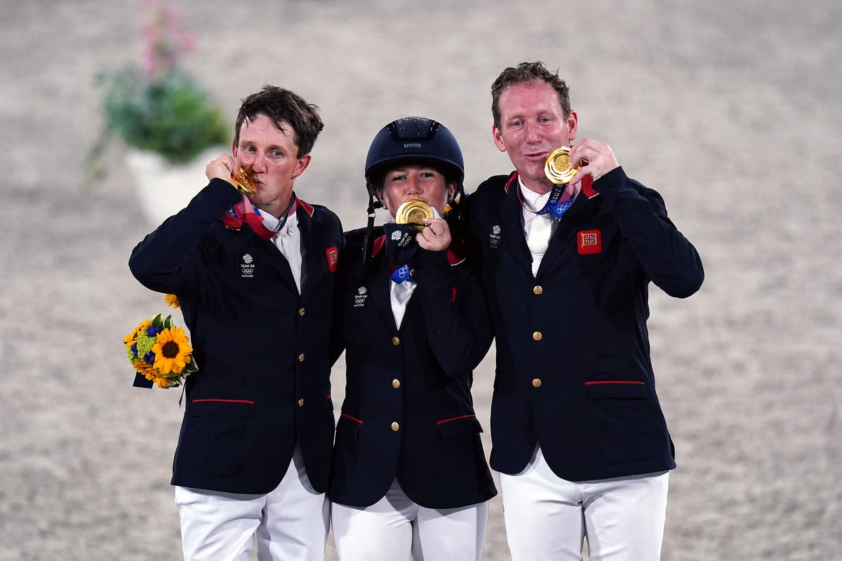 Aujourd'hui aux Jeux Olympiques: Silver success for Team GB after eventing gold