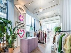 Selfridges launch wedding dress rental boutique for eco-conscious brides