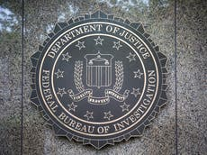 FBI agents 'used female colleagues' photos in trafficking stings'