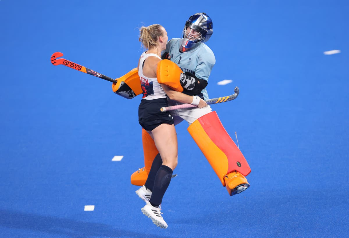 Hockey shootout star Maddie Hinch ready to do battle with Netherlands again