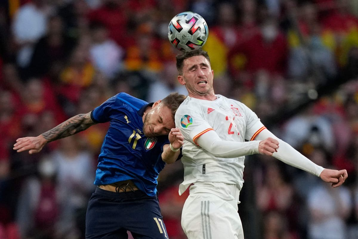 Aymeric Laporte ready for 'special meeting' in Nations League final against France