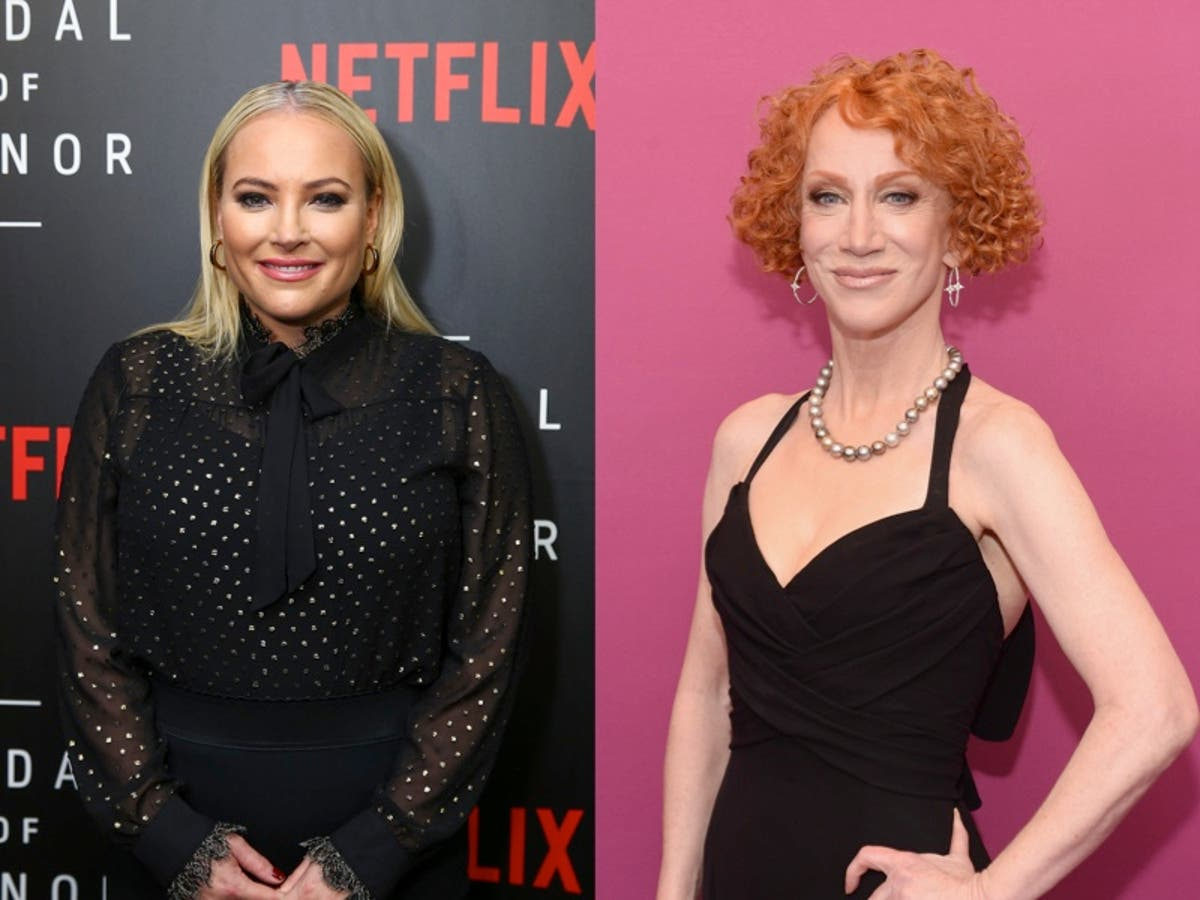 Meghan McCain under fire for attacking Kathy Griffin on The View as she reveals cancer diagnosis