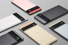Google Pixel 6: New flagship phones announced – sort of