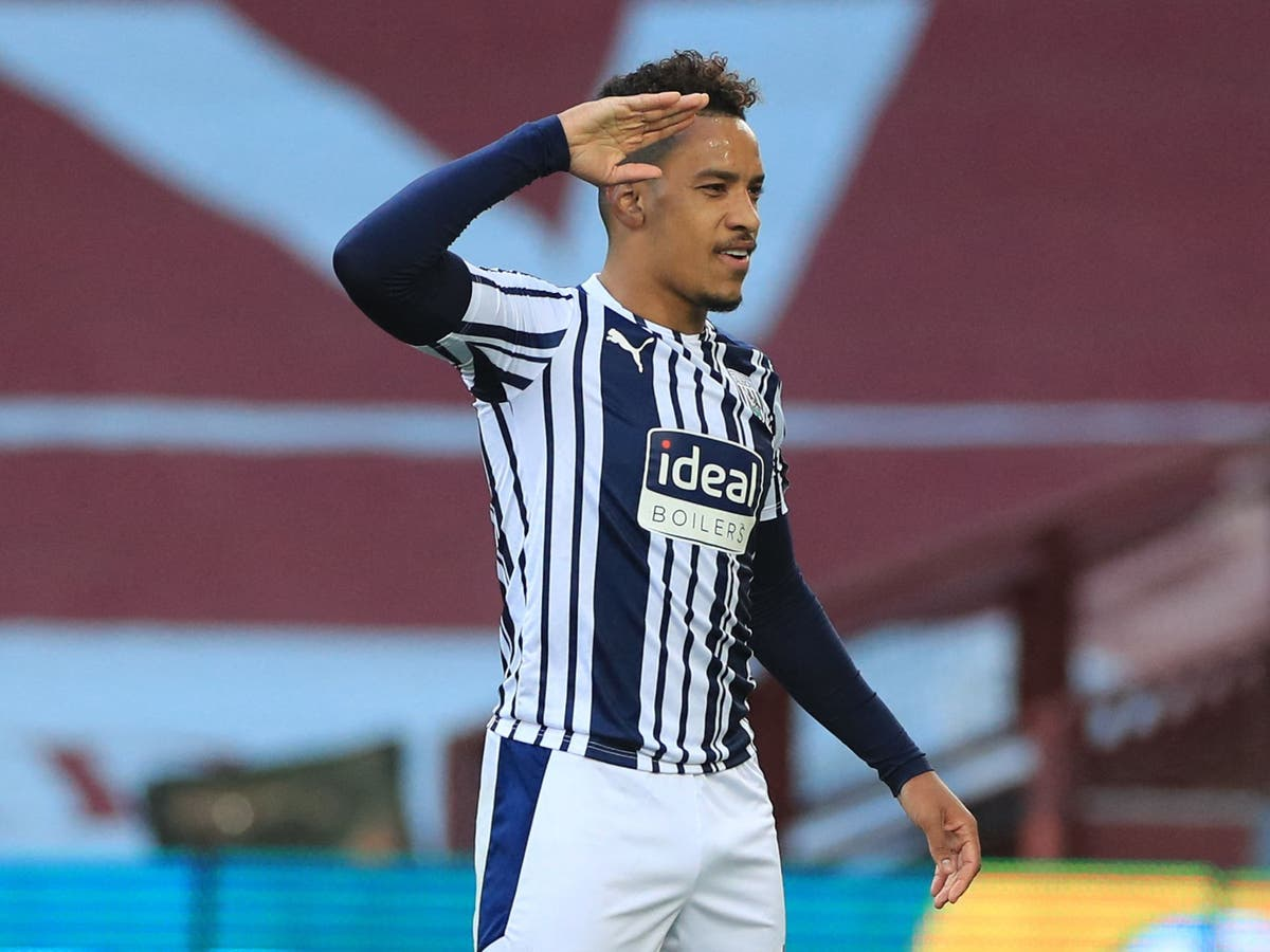 Matheus Pereira dismisses claims he is 'not committed' to West Brom