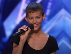 America's Got Talent contestant Nightbirde leaves competition to focus on cancer treatment
