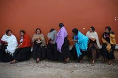 メキシコ大統領は国民投票でまばらな投票率を軽視している