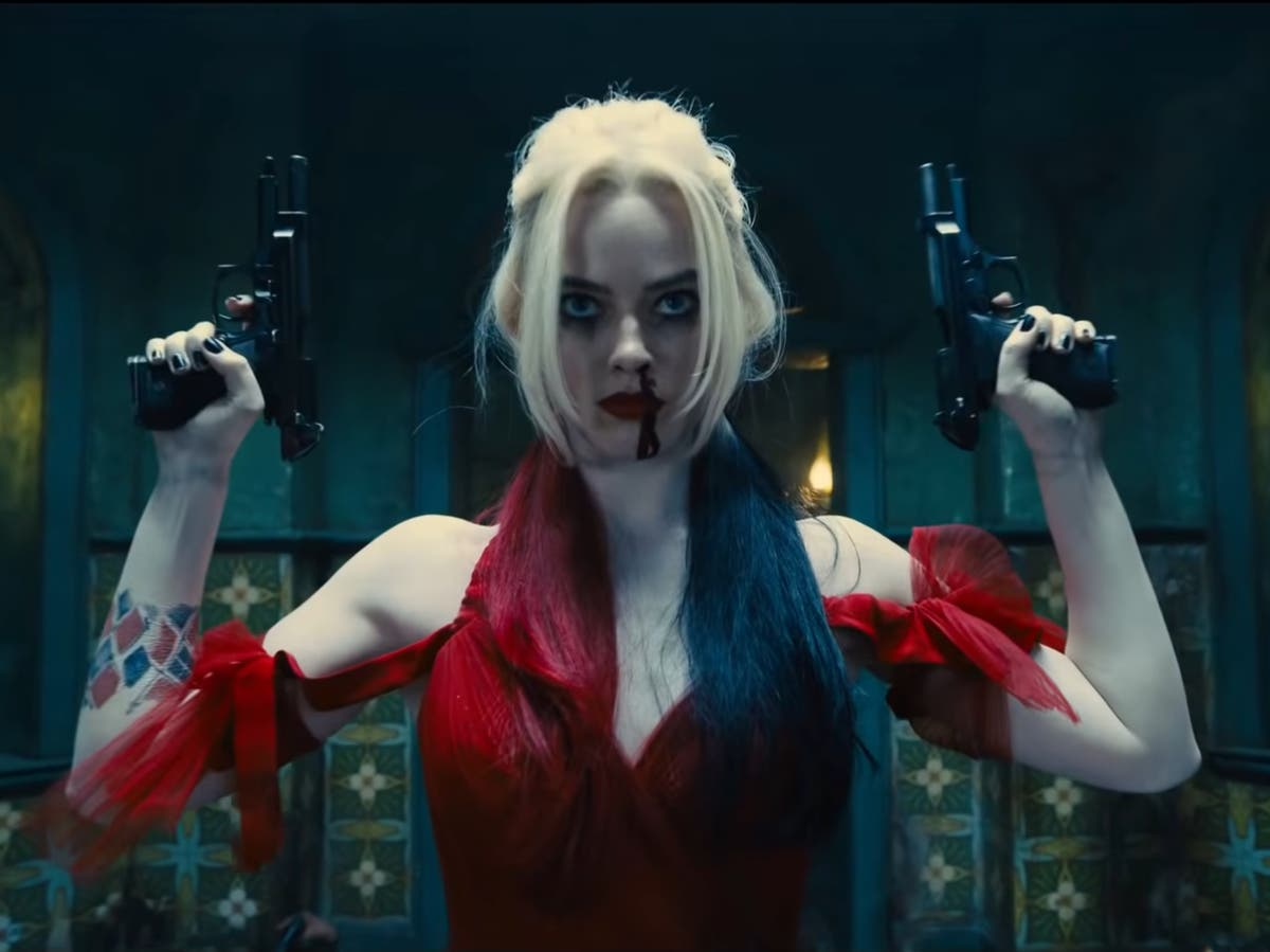 James Gunn says Margot Robbie was like 'a human Swiss army knife' in impressive Suicide Squad stunt