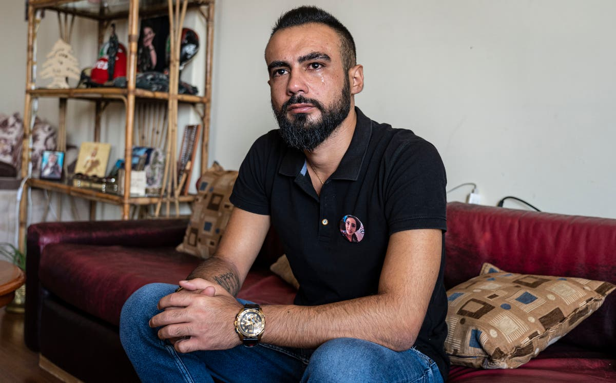 The year from hell: Survivors of Beirut blast struggle to rebuild lives as Lebanon heads towards abyss