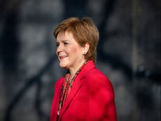 Scotland freedom day: What time is Nicola Sturgeon speaking today?