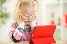 Increase in short-sightedness in children linked to the Covid pandemic – here's what you can do about it