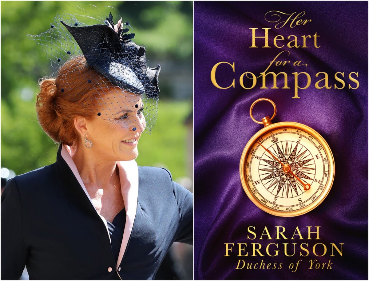 Sarah Ferguson's Mills & Boon novel is endearing, but too chaste to set pulses racing – review