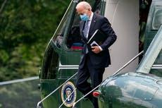 Joe Biden honours 13 US troops who died in Kabul blast as they return home