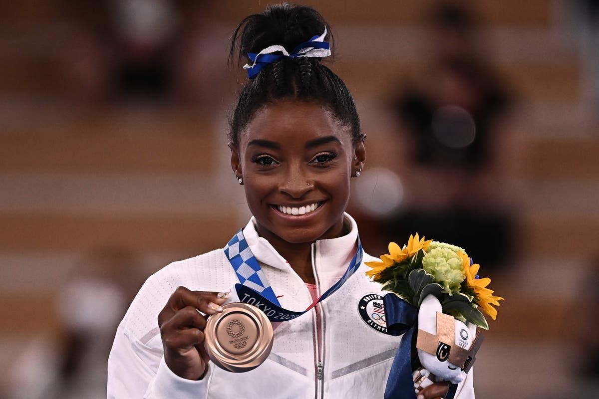 Simone Biles révèle que sa tante est décédée deux jours avant son retour olympique