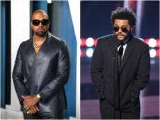 Donda: Kanye West fans think new album will feature The Weeknd collaboration