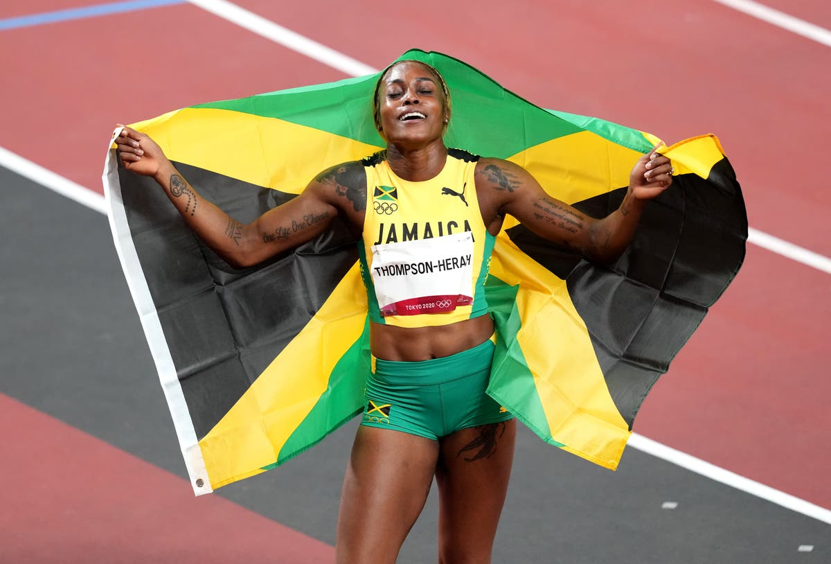 Elaine Thompson-Herah blocked by Instagram for posting videos of her Olympic races