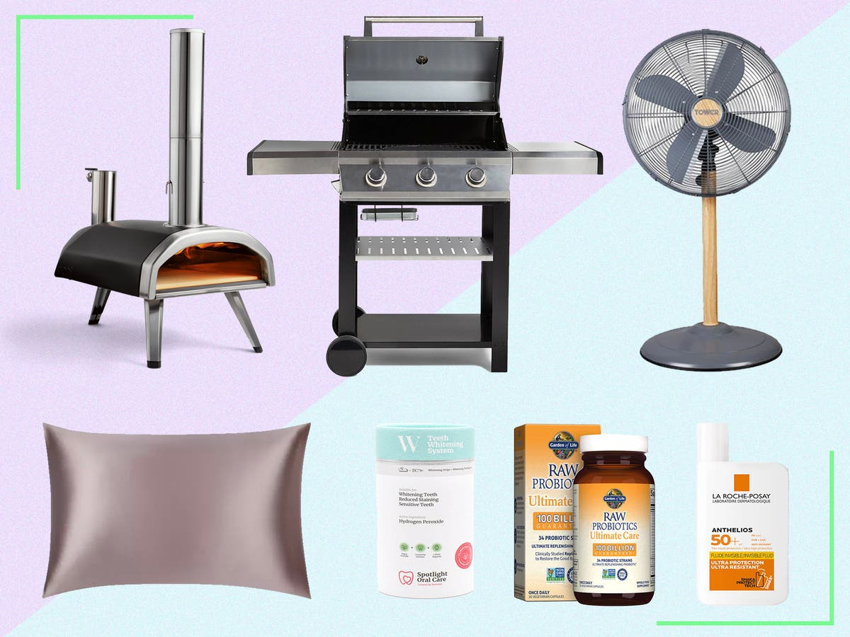 Teeth whitening kits to gas BBQs: What IndyBest readers bought in July