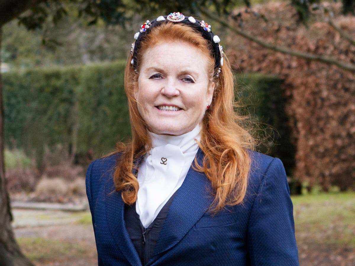 Sarah Ferguson calls Prince Andrew a 'thoroughly good man' who 'shines as a grandfather'
