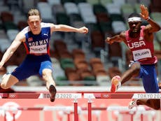 Why have 'super spikes' caused controversy at the Olympics?