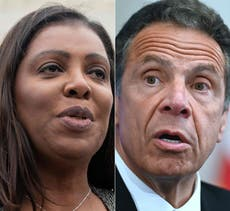 Cuomo probe finds he sexually harassed 11 女性 - even the doctor who gave him a Covid test