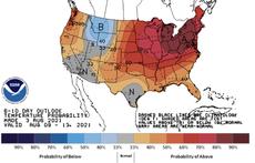 炎热的夏天过后八月的预测是什么? 又热又干