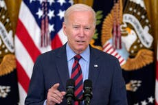 Biden needs to swallow his pride and take the win in front of him