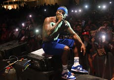 DaBaby dropped from more music festivals following third apology