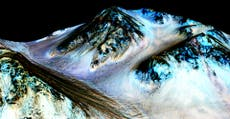 Clay, not water, likely source of subsurface lakes on Mars, study says