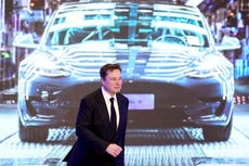 New book claims Elon Musk shouted at overworked Tesla staff