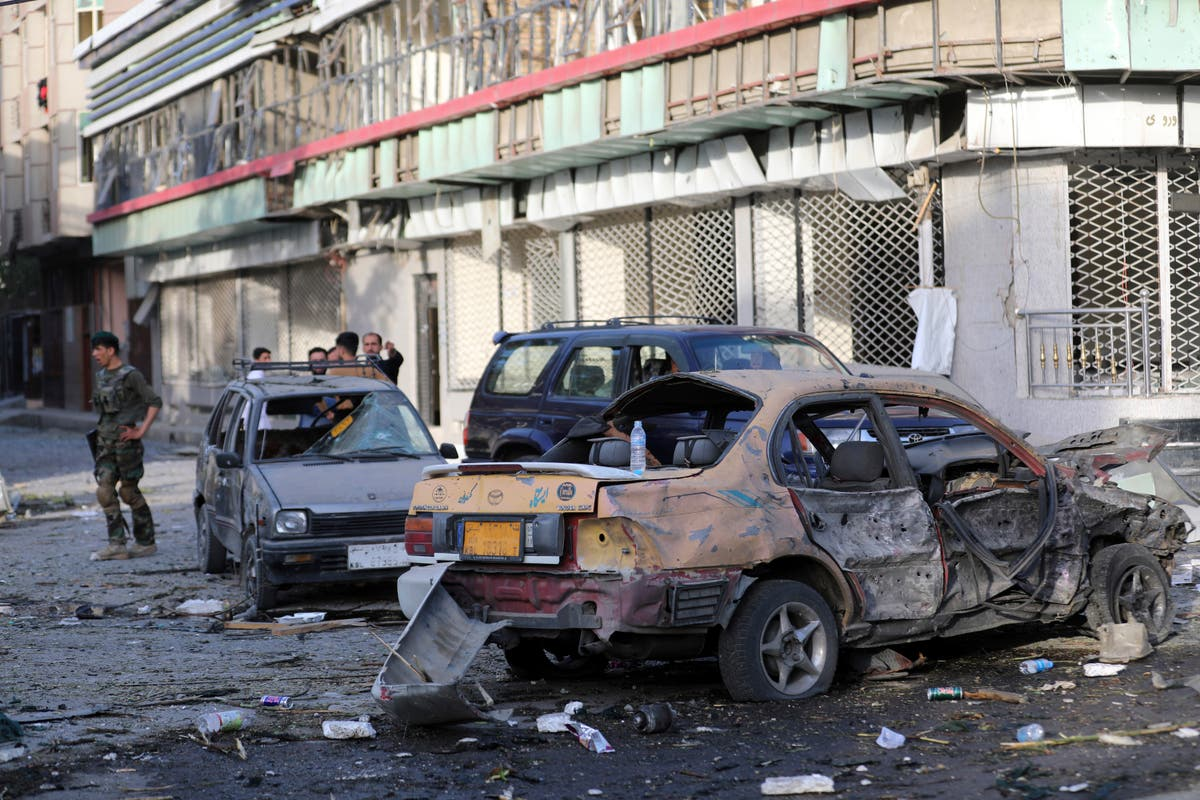 Attack targeting acting Afghan defense minister left 8 dead
