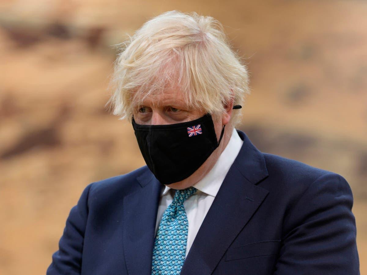 Boris Johnson snobe le voyage de Sturgeon en Écosse - suivre en direct