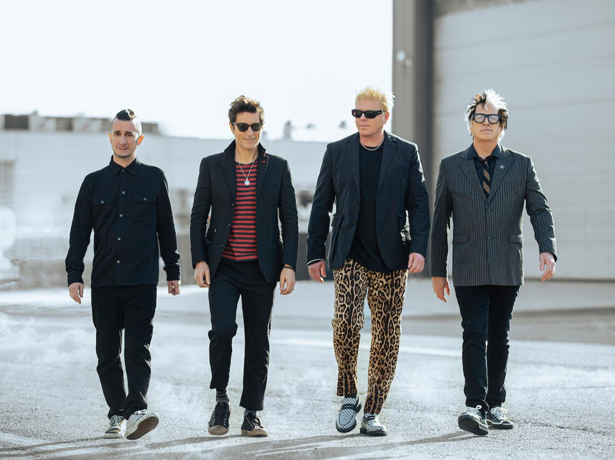 The Offspring drummer claims he was kicked out after refusing to get Covid vaccine