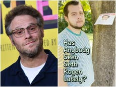 Seth Rogen clarifies safety after hilarious TikTok video asks whether he's been kidnapped
