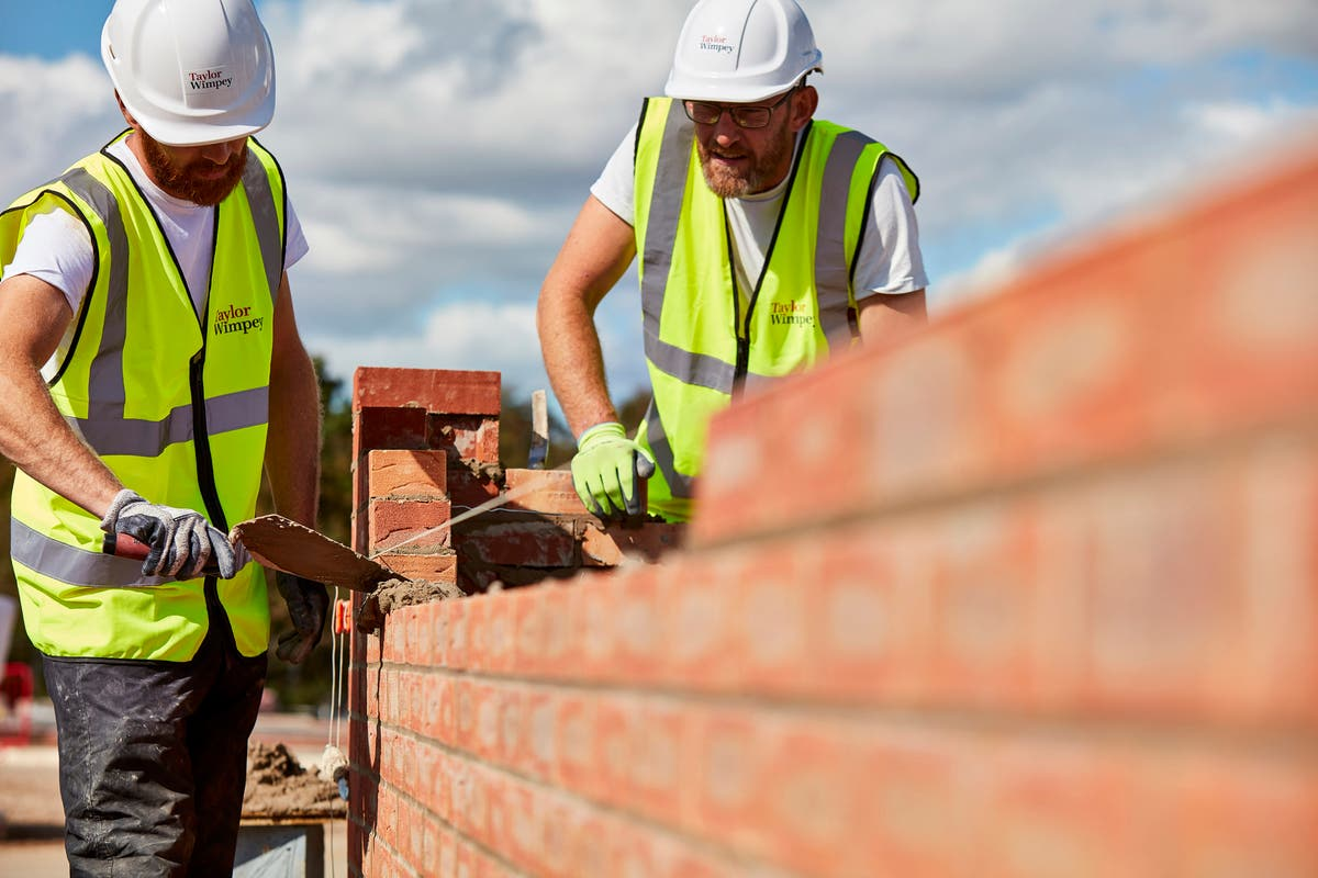 Taylor Wimpey hikes earnings outlook after swinging to first half profit