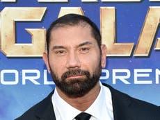 Dave Bautista sê dat hy nie gevra is om Guardians of the Galaxy -karakter in 'n nuwe Marvel -vertoning te speel nie