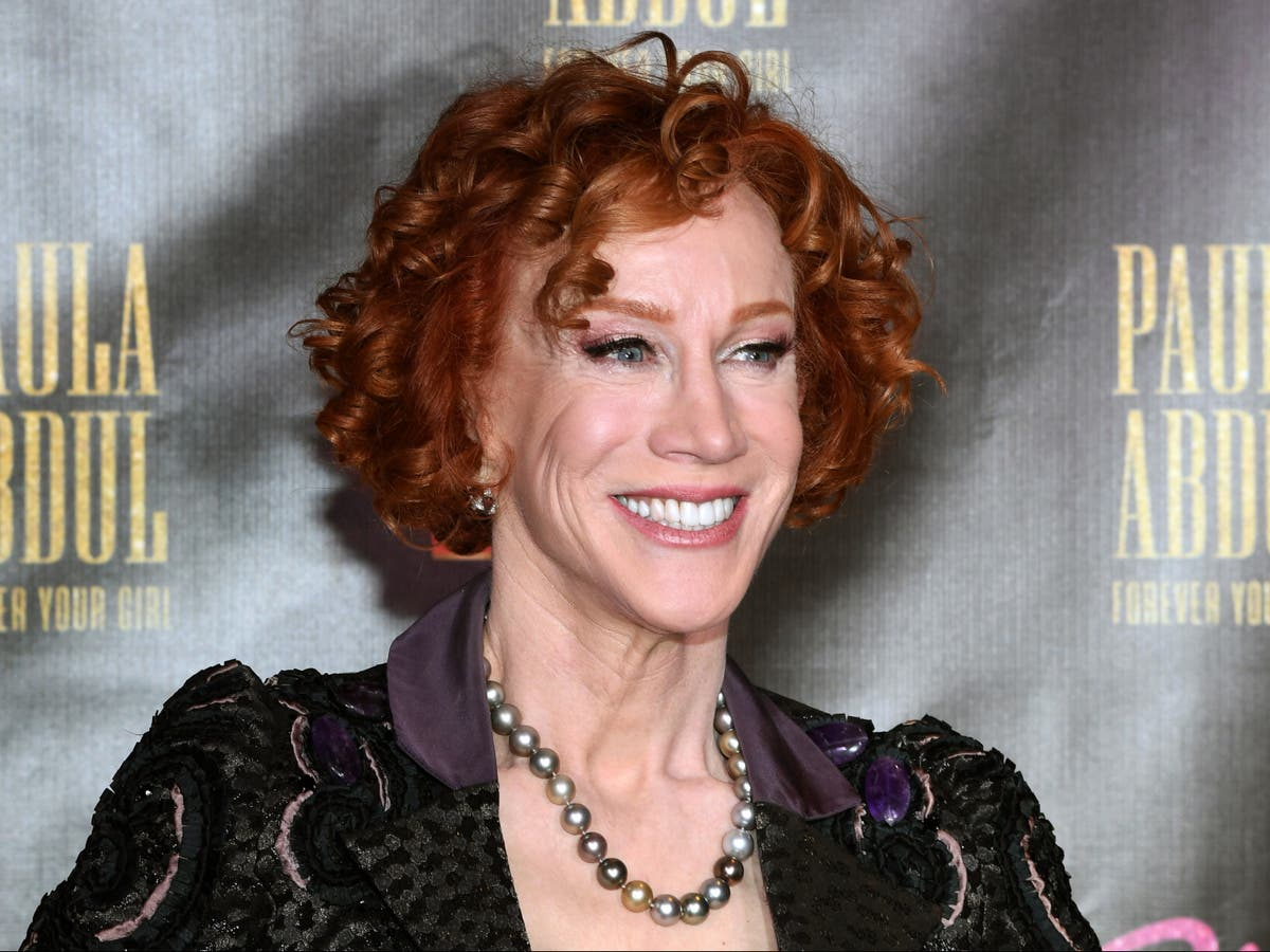 Kathy Griffin says lung surgery 'went well' days after revealing cancer diagnosis