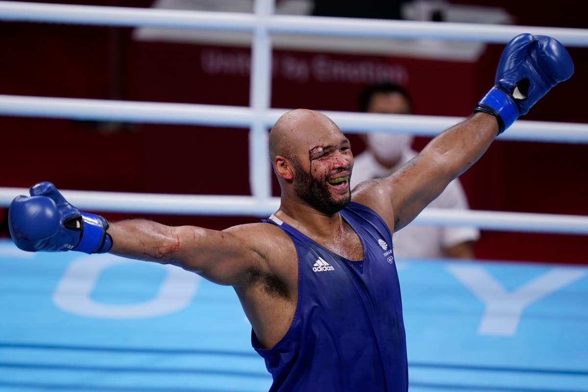 Frazer Clarke proud to end long wait for Olympic medal shot with Tokyo bronze