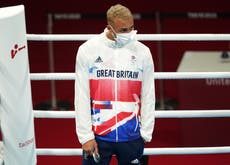Ben Whittaker: Great Britain boxer regrets not wearing medal on Olympic podium