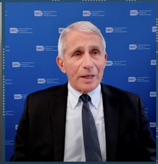 Fauci warns US could 'really be in trouble' from variant worse than Delta