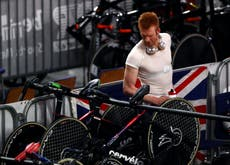 Ed Clancy admits he would relish a role within British Cycling