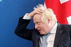 Slump in Tory optimism fuels fall in Boris Johnson's popularity, poll finds