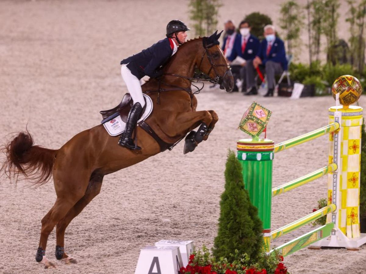 Ben Maher takes gold in individual showjumping final for Great Britain at Tokyo 2020