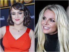 Mara Wilson speaks out in defence of Britney Spears: 'She needs to be able to live her life for herself'
