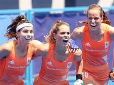 Tokyo-OL: Netherlands slam 'arrogant' Team GB on and off hockey field to gain Rio revenge