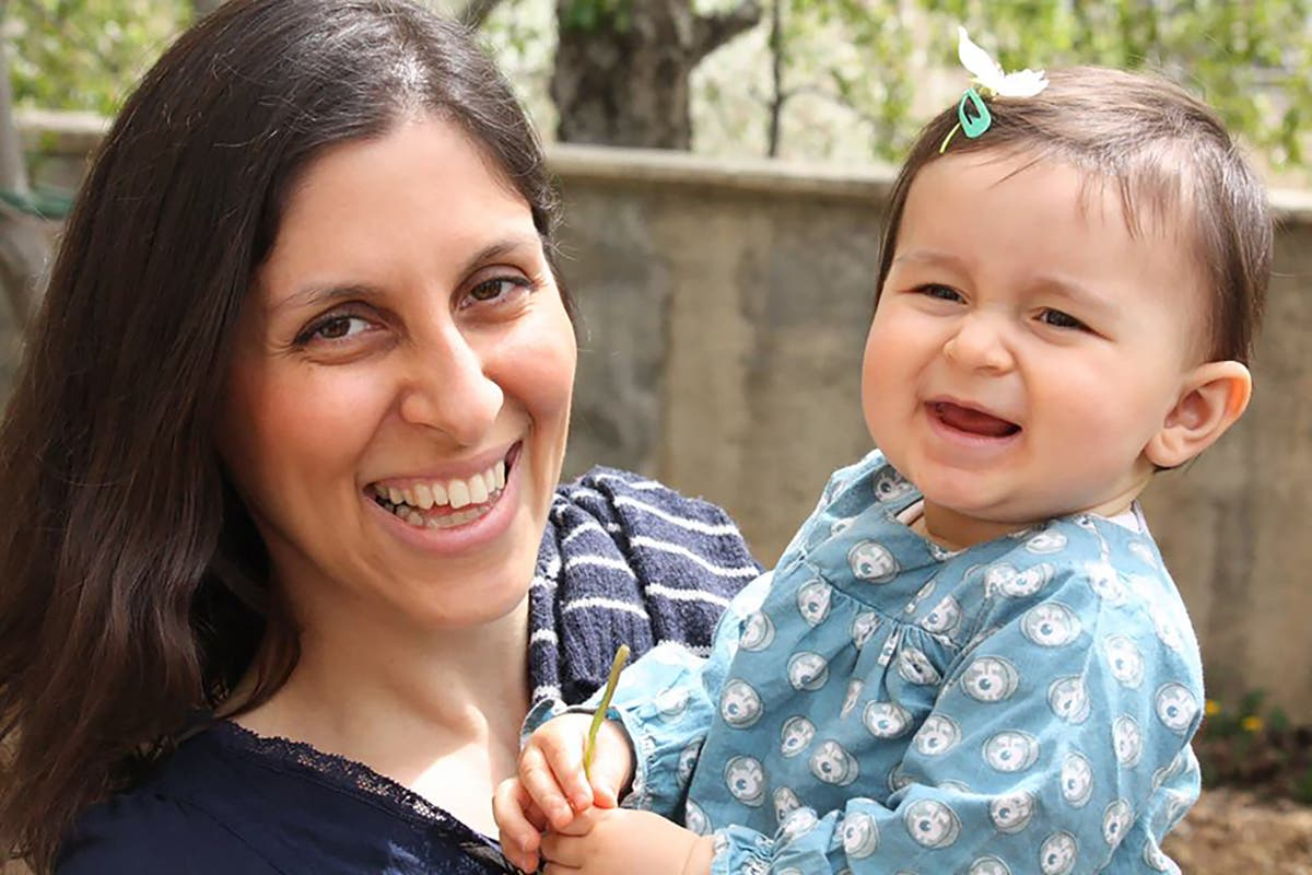 Iran backtracks on plans to release Zaghari-Ratcliffe