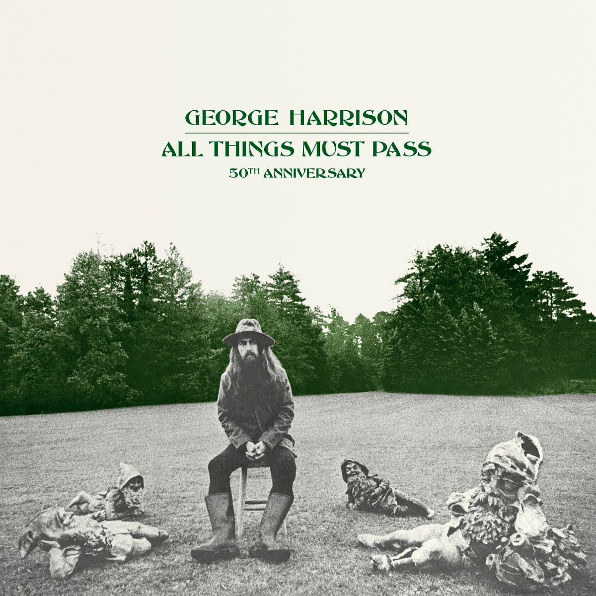 George Harrison's 'All Things Must Pass' hits a milestone